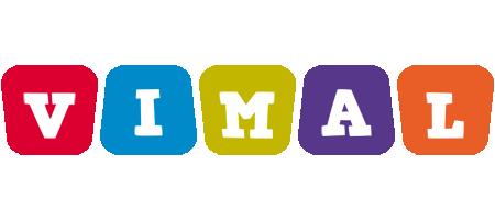 Vimal kiddo logo