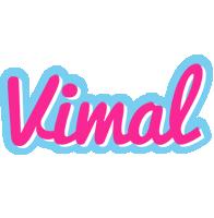 Vimal popstar logo