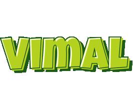Vimal summer logo