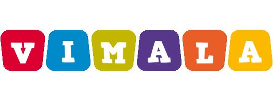 Vimala daycare logo