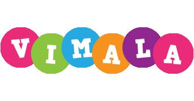 Vimala friends logo