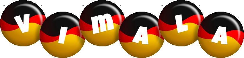 Vimala german logo