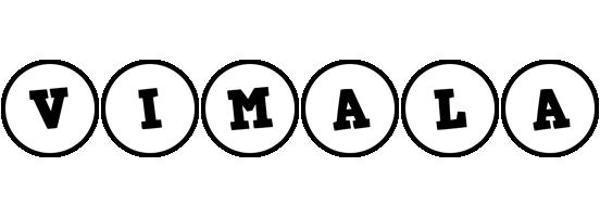 Vimala handy logo