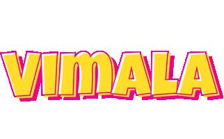 Vimala kaboom logo