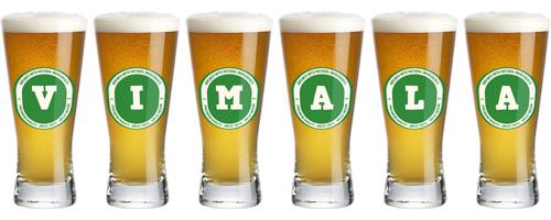 Vimala lager logo