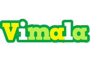 Vimala soccer logo