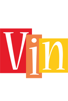 Vin colors logo