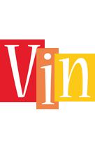 Vin colors logo