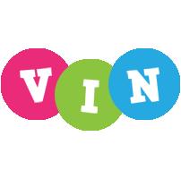 Vin friends logo