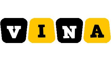 Vina boots logo