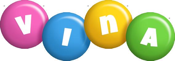 Vina candy logo