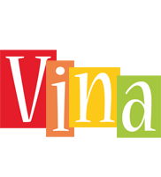 Vina colors logo