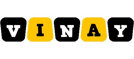Vinay boots logo