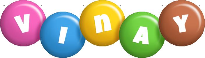 Vinay candy logo