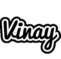 Vinay chess logo