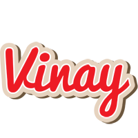 Vinay chocolate logo