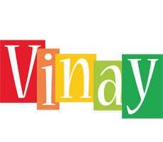 Vinay colors logo