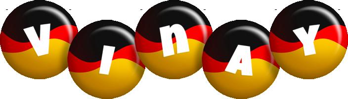 Vinay german logo