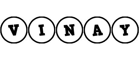 Vinay handy logo