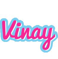 Vinay popstar logo