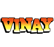 Vinay sunset logo