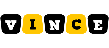 Vince boots logo