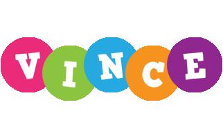 Vince friends logo