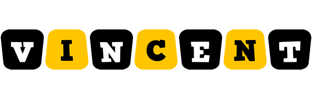 Vincent boots logo
