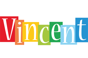 Vincent colors logo