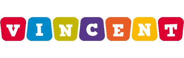 Vincent daycare logo