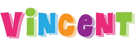 Vincent friday logo