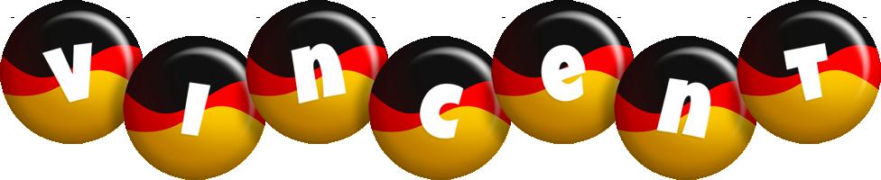 Vincent german logo