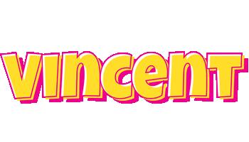 Vincent kaboom logo