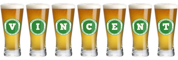 Vincent lager logo