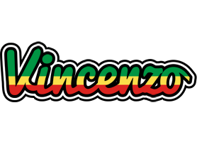 Vincenzo african logo