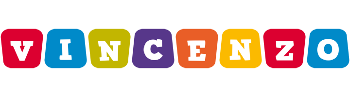 Vincenzo daycare logo