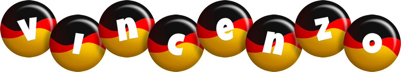 Vincenzo german logo