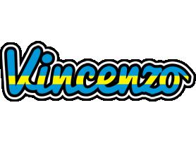 Vincenzo sweden logo