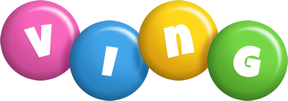 Ving candy logo