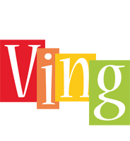 Ving colors logo