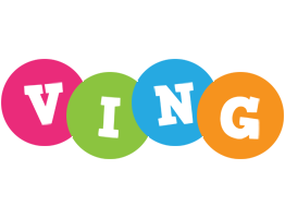 Ving friends logo