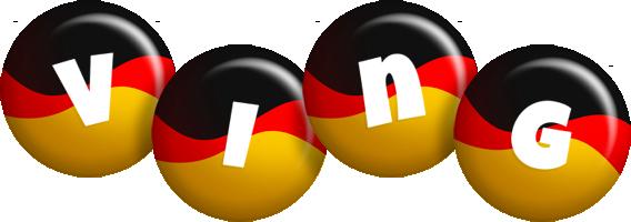 Ving german logo