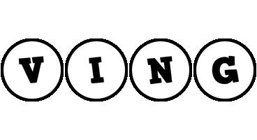 Ving handy logo