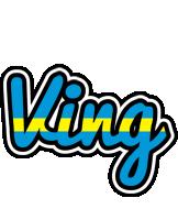 Ving sweden logo