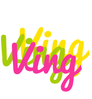 Ving sweets logo
