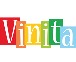 Vinita colors logo
