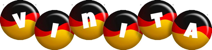 Vinita german logo