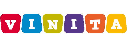 Vinita kiddo logo