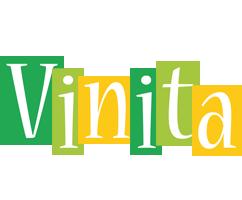 Vinita lemonade logo