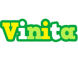 Vinita soccer logo